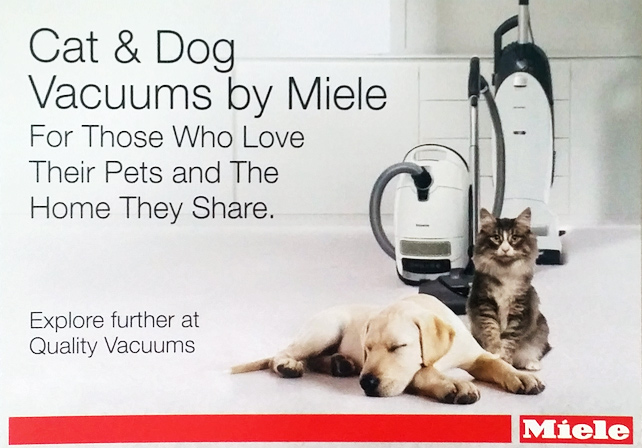 Miele Vacuum Cat Dog Hair