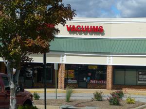 Near Potomac Mills Mall
