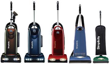 Simplicity Vacuum Sales Woodbridge VA